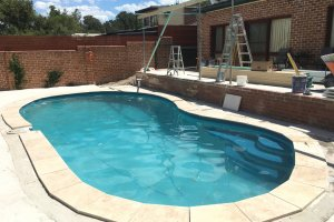 pool area progress 5