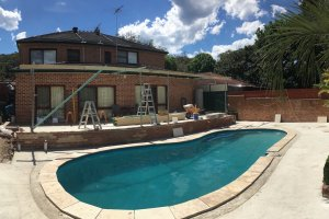pool area progress 7